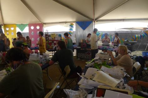 zineworks at coachella