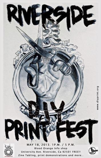 riverside diy printfest 2013