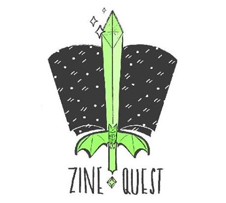 zine quest by britt sanders