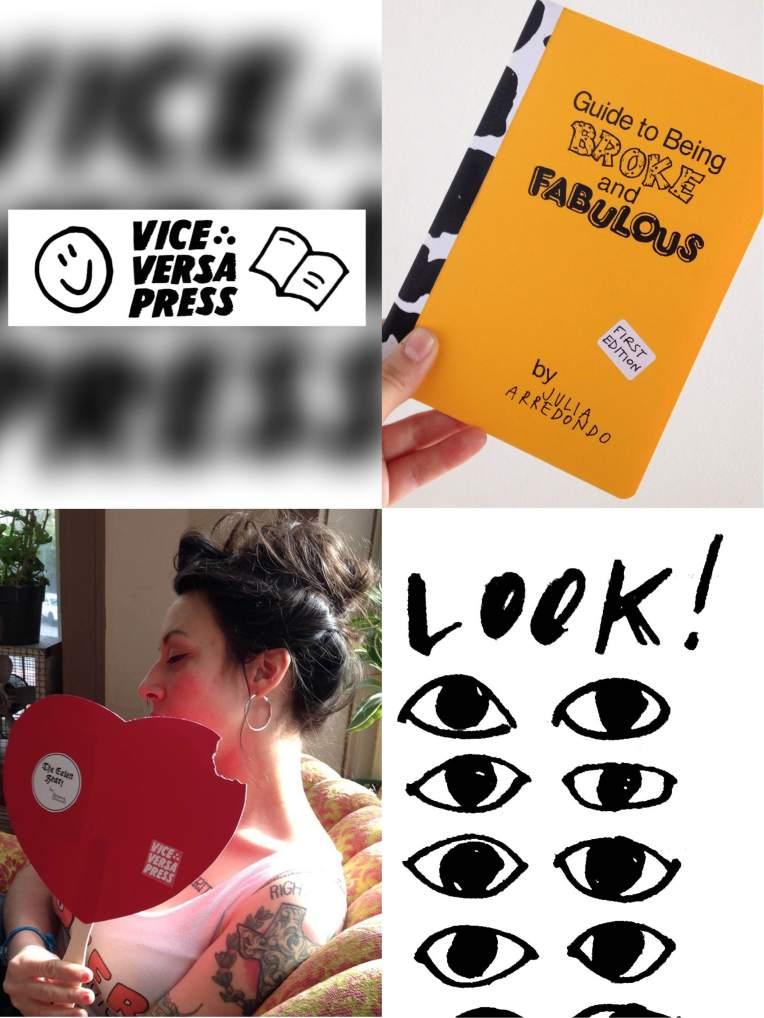 VICE VERSA PRESS